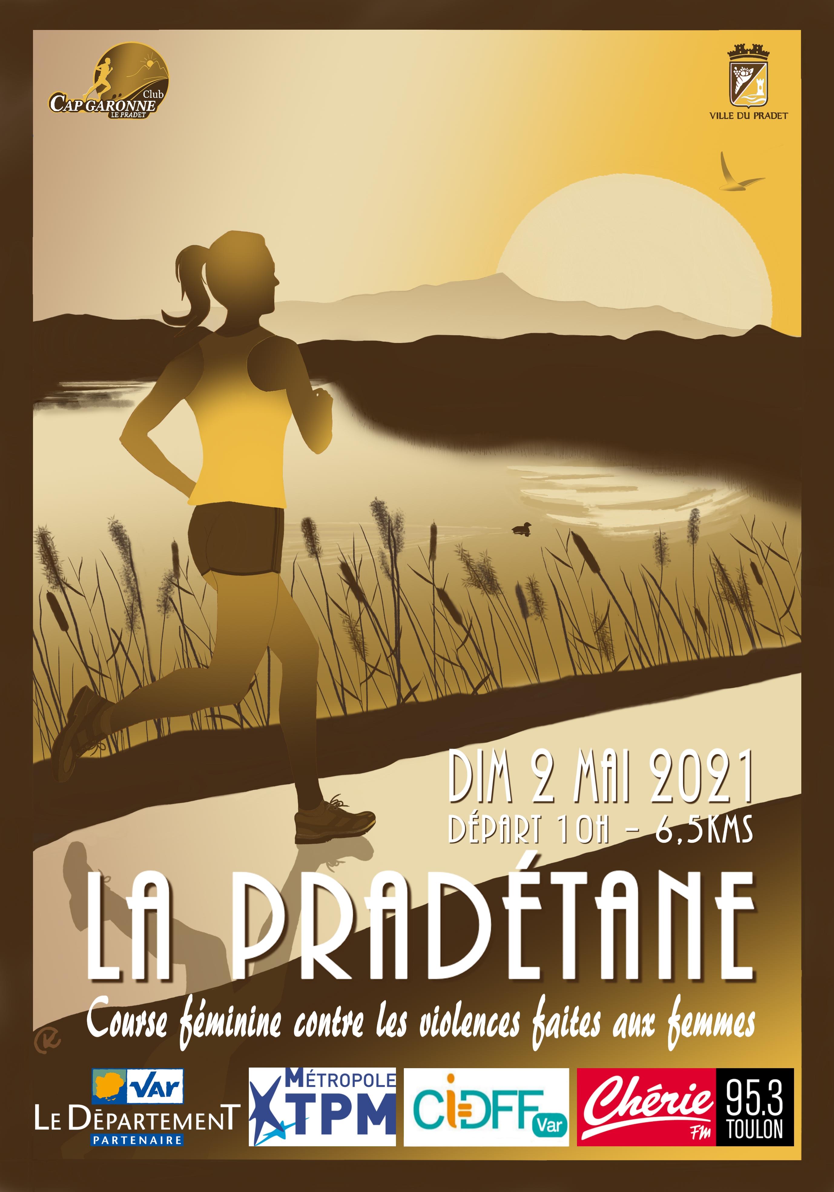Affiche La Pradétane